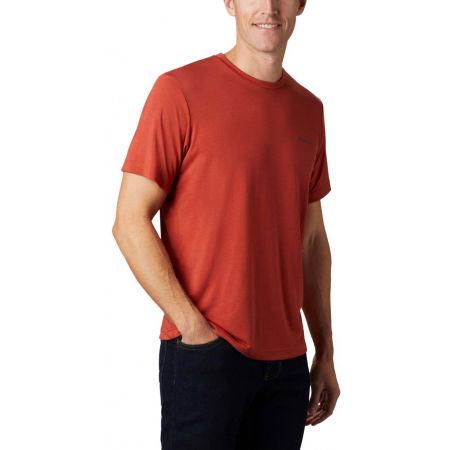 Pánske tričko - Columbia MAXTRAIL SS LOGO TEE - 2