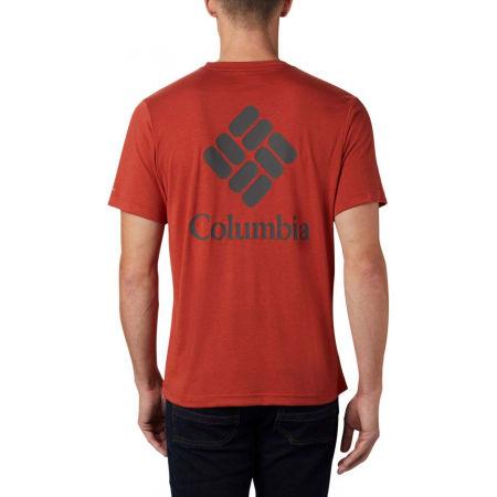 Pánske tričko - Columbia MAXTRAIL SS LOGO TEE - 3