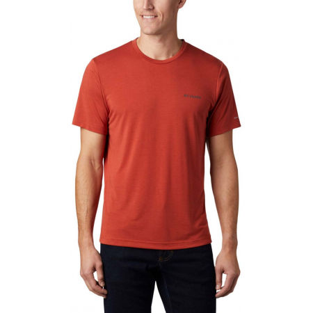 Columbia MAXTRAIL SS LOGO TEE - Мъжка тениска