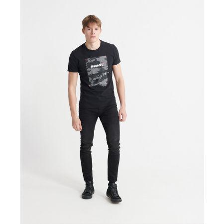 Pánske tričko - Superdry CHROMATIC TEE - 2