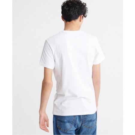 Мъжка тениска - Superdry VL FADE T_SHIRT STORE TEE - 3