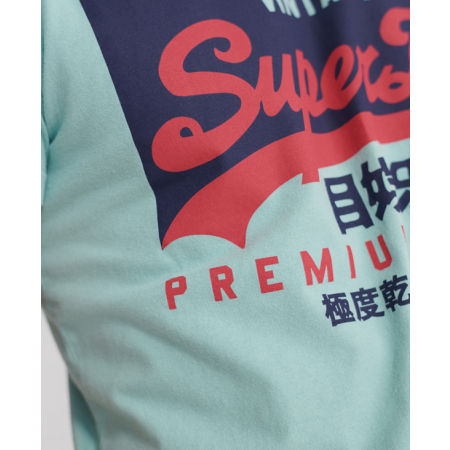 Pánske tričko - Superdry VL O TEE - 3