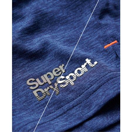 Pánske šortky - Superdry TRAINING SHORTS - 3