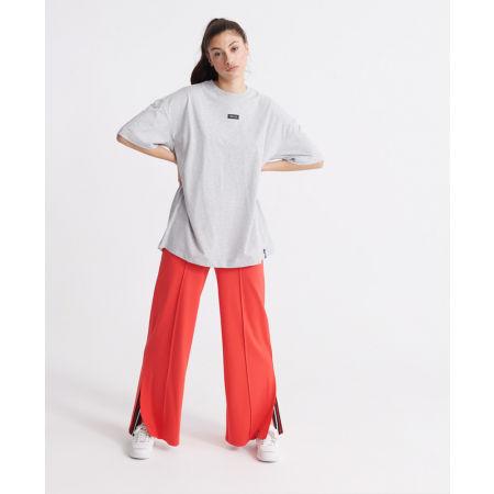 Dámské kalhoty - Superdry EDIT WIDE LEG JOGGER - 5