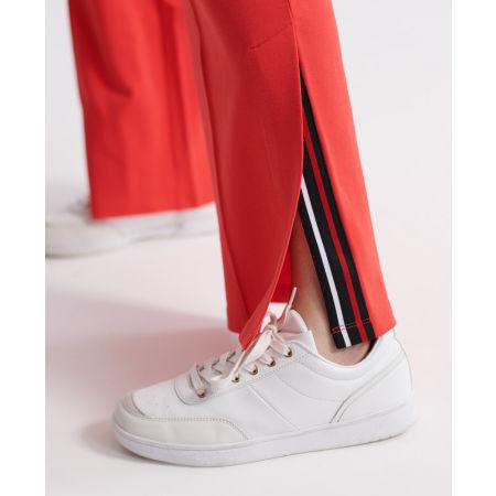 Dámské kalhoty - Superdry EDIT WIDE LEG JOGGER - 4