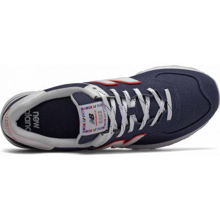 Pánska voľnočasová obuv - New Balance ML574SOP - 2