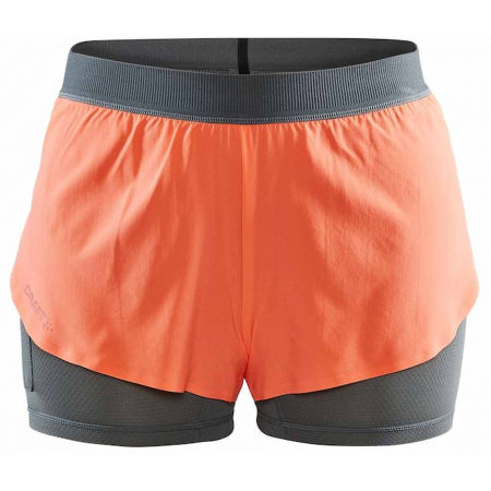 Craft VENT 2v1 W - Damen Laufshorts