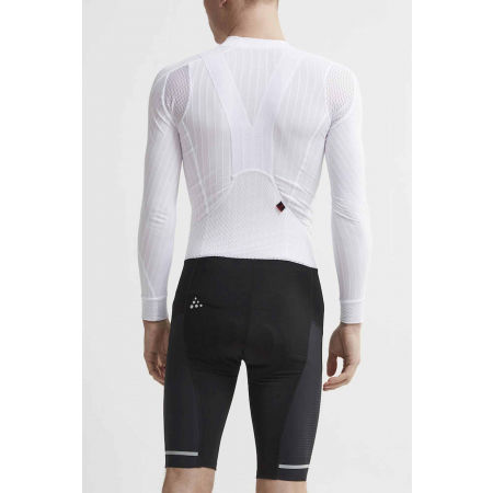 Men's short cycling tights - Craft HALE BIB BLK - 3