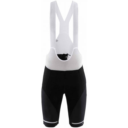 Craft HALE BIB BLK - Men's short cycling tights