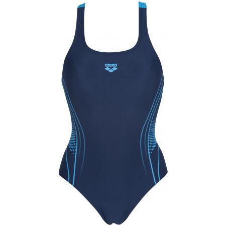 Dámske jednodielne plavky - Arena FAIRNESS SWIM PRO BACK ONE PIECE B - 2