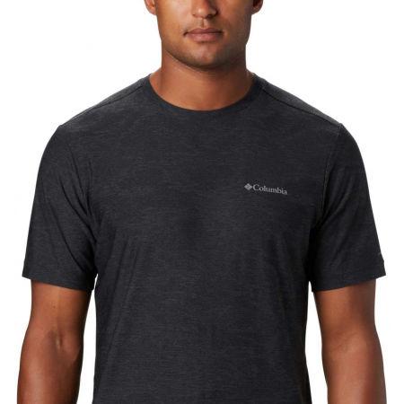 Pánske tričko - Columbia MAXTRAIL SS CAMO TEE - 5