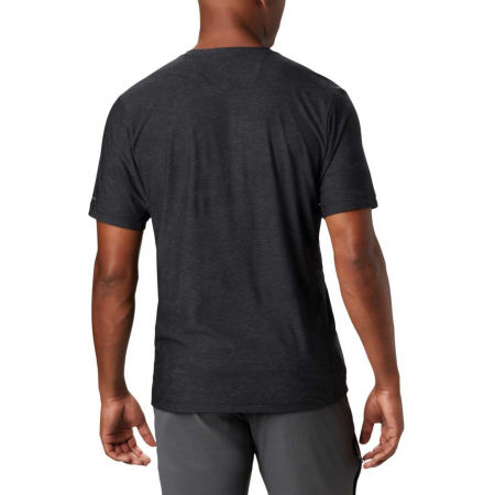 Pánske tričko - Columbia MAXTRAIL SS CAMO TEE - 4