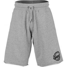 Russell Athletic COLLEGIATE RAW EDGE SHORTS - Pánské šortky