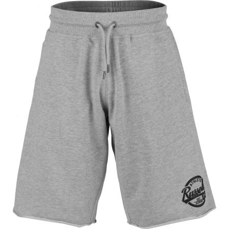 Pánske šortky - Russell Athletic COLLEGIATE RAW EDGE SHORTS - 1
