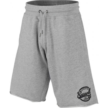 Pánske šortky - Russell Athletic COLLEGIATE RAW EDGE SHORTS - 2