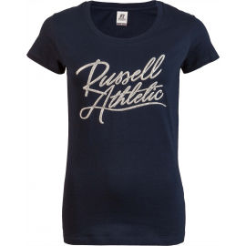 Russell Athletic SCRIPT S/S CREWNECK TEE SHIRT