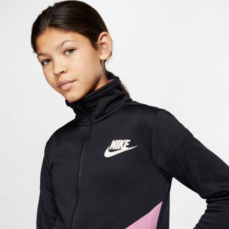 Dievčenská súprava - Nike NSW CORE TRK STE G - 4