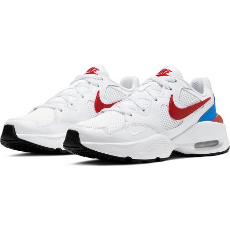 Detská voľnočasová obuv - Nike AIR MAX FUSION GS - 3
