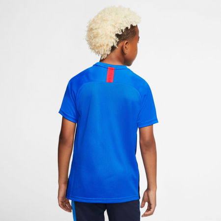 Boys' football T-shirt - Nike DRY ACDMY TOP SS B - 4