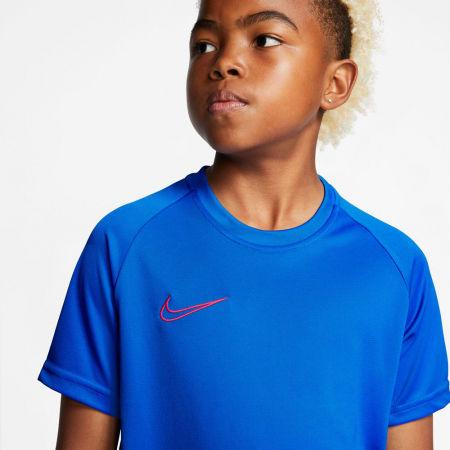 Boys' football T-shirt - Nike DRY ACDMY TOP SS B - 5