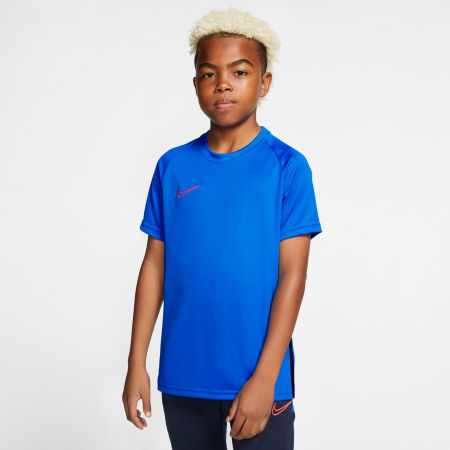 Boys' football T-shirt - Nike DRY ACDMY TOP SS B - 3