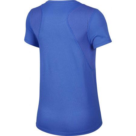 Women's running T-shirt - Nike RUN TOP SS W - 2