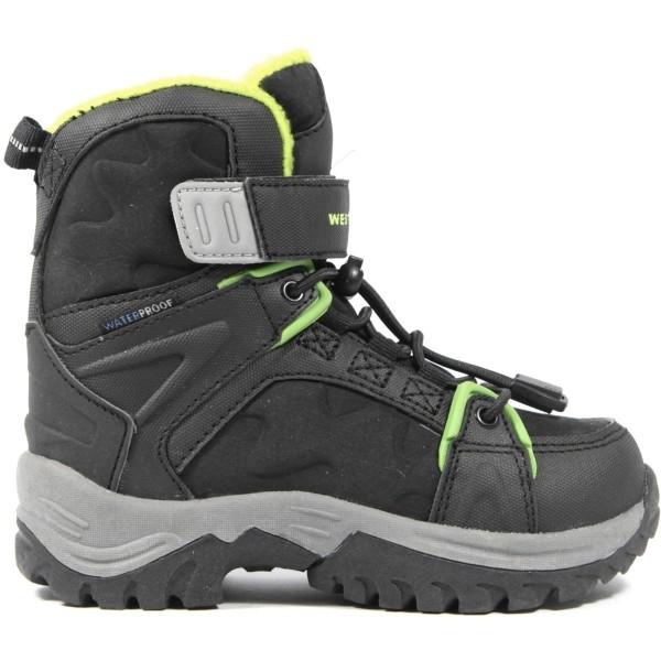 Westport LARS čierna 39 - Detská zimná obuv