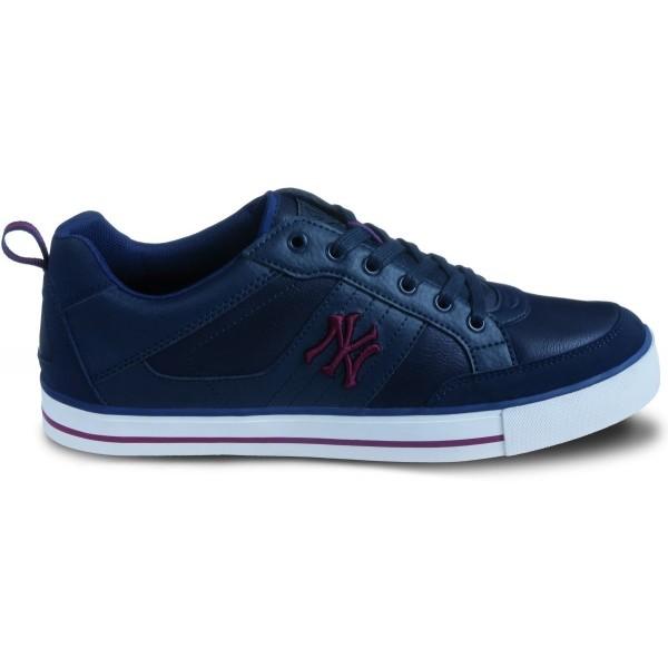 Major League Baseball SUNYA LOW tmavě modrá 45 - Pánská obuv pro volný čas