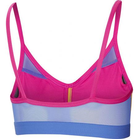 Women's sports bra - Nike INDY ICNCLSH TOGGLE BRA - 2