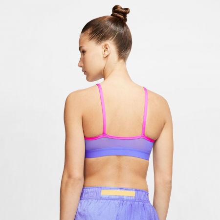 Women's sports bra - Nike INDY ICNCLSH TOGGLE BRA - 4