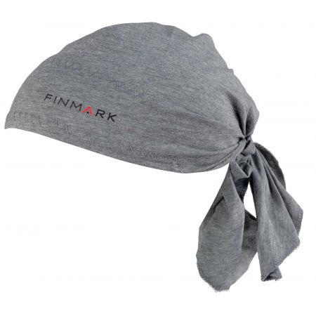 Functional triangular scarf - Finmark FS-019