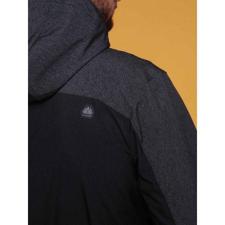 Pánska softshellová bunda - Loap LATRIC - 6