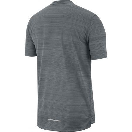 Мъжка тениска за бягане - Nike DRY MILER TOP SS M - 2