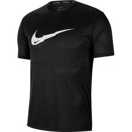 Nike BREATHE - Pánske bežecké tričko