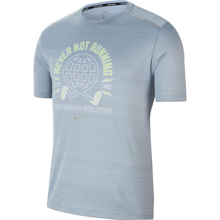 Nike MILER WILD RUN - Men's running t-shirt