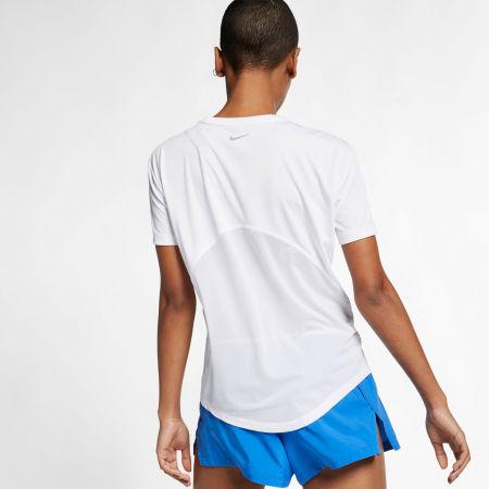 Dámský běžecký top - Nike MILER TOP SS W - 4