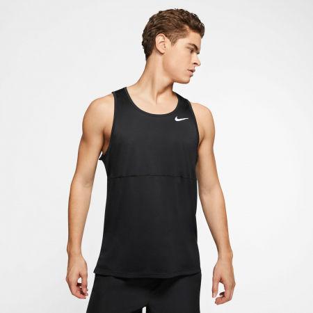 Мъжка тениска за бягане - Nike BREATHE - 3