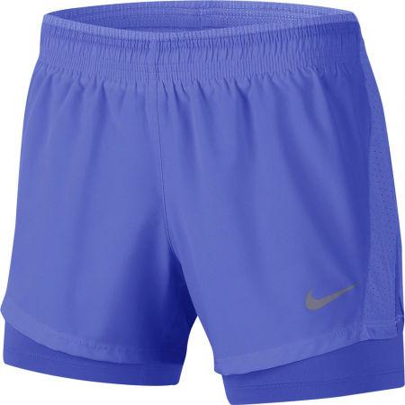 Nike 2-IN-1 RUNNING SHORTS - Damen Laufshorts