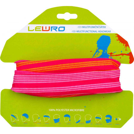 Detská multifunkčná šatka - Lewro DAXIS - 2