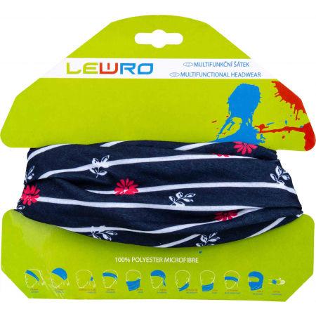 Dievčenská multifunkčná šatka - Lewro BIBIA - 2