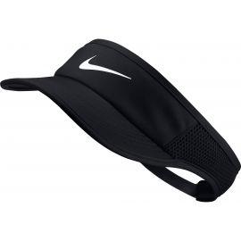 Nike AROBILL FTHRLT VISOR ADJ W - Dámský kšilt