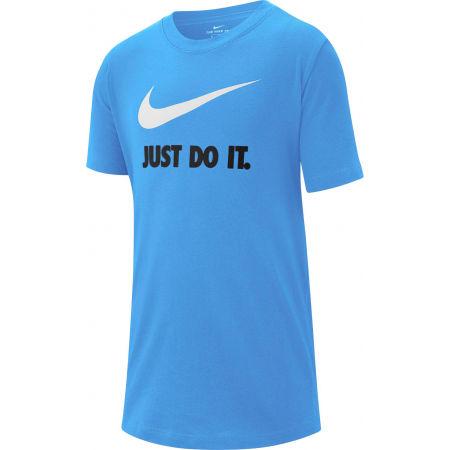 Chlapčenské tričko - Nike NSW TEE JDI SWOOSH B - 1