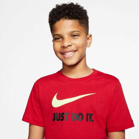 Chlapčenské tričko - Nike NSW TEE JDI SWOOSH B - 5