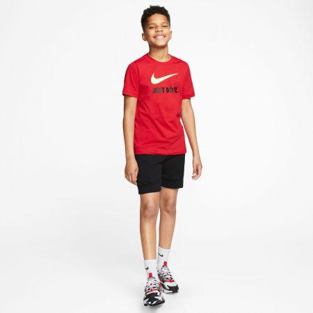 Chlapčenské tričko - Nike NSW TEE JDI SWOOSH B - 6