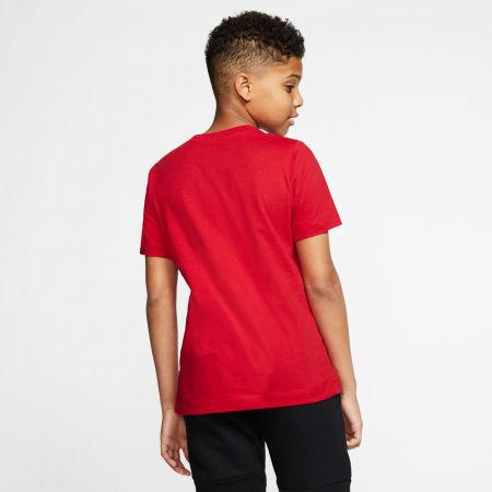 Chlapčenské tričko - Nike NSW TEE JDI SWOOSH B - 4