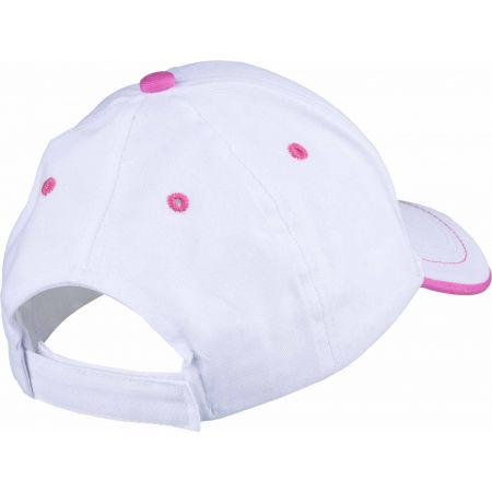 Dievčenská čiapka so šiltom - Lewro ELMA - 2