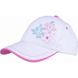 Lewro ELMA - Dívčí čepice s kšiltem