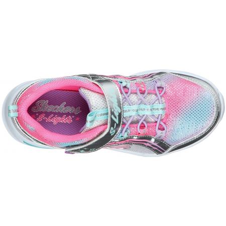 Girls' light-up sneakers - Skechers SHIMMER BEAMS - 4