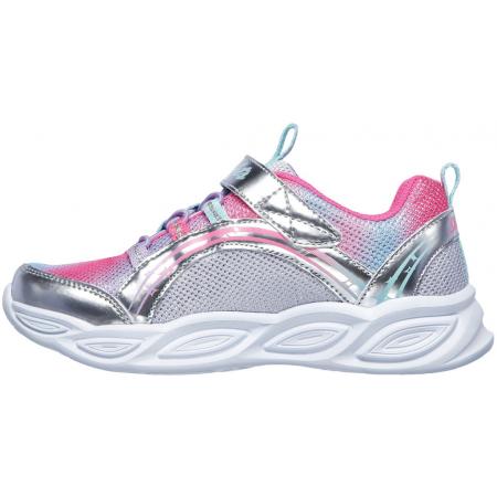 Girls' light-up sneakers - Skechers SHIMMER BEAMS - 3