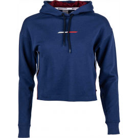 Tommy Hilfiger CROPPED HOODY LOGO - Дамски суитшърт